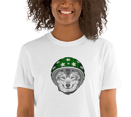 Camisetas Fashion