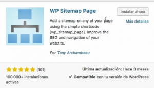 sitemapage