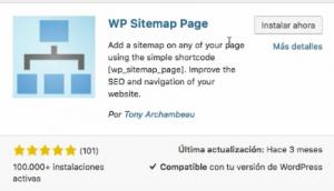 sitemapage